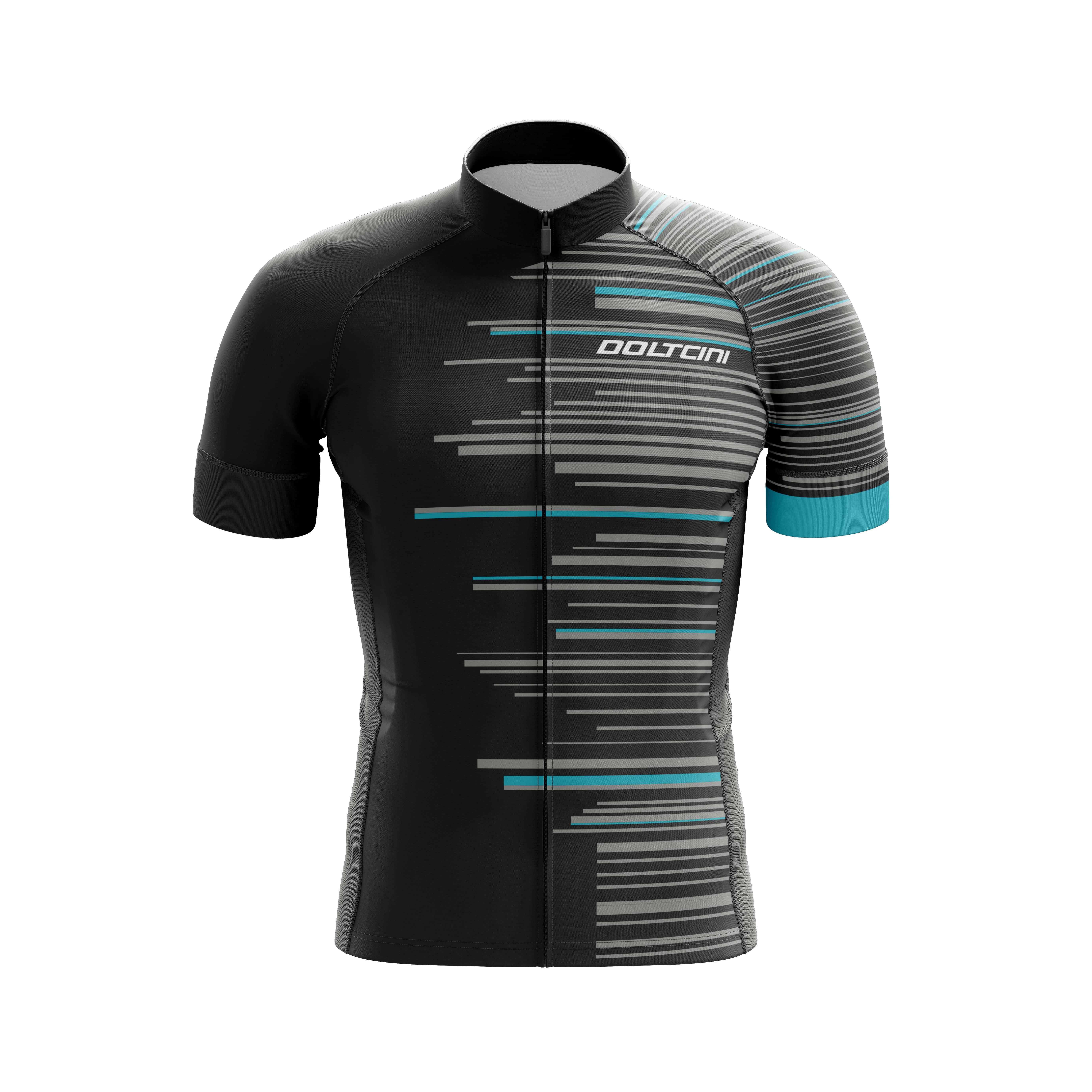 Shirt 3D Doltcini GANNON Turqoise-min