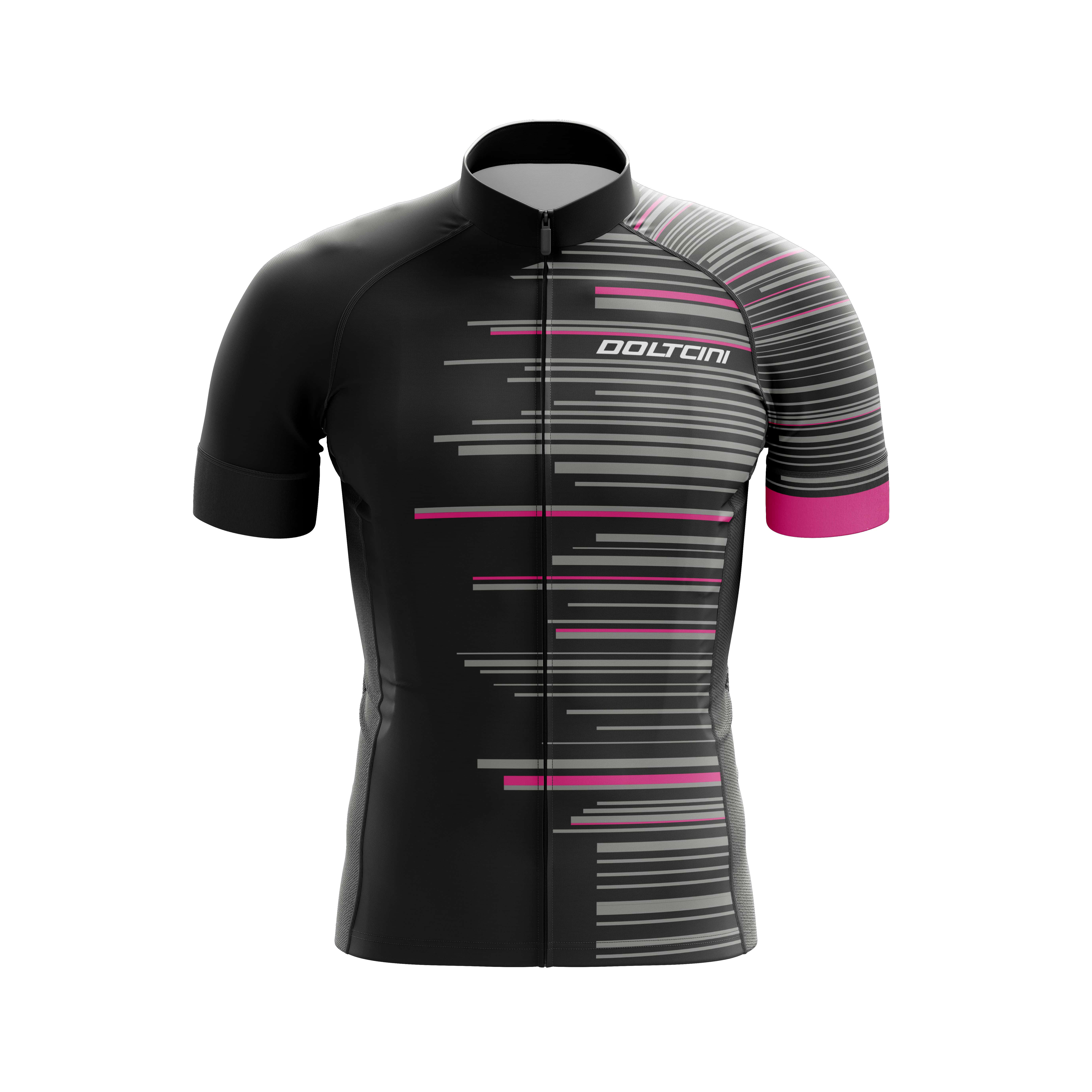 Shirt 3D Doltcini GANNON pink-min