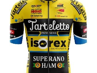 Tarteletto – Isorex Continental Team